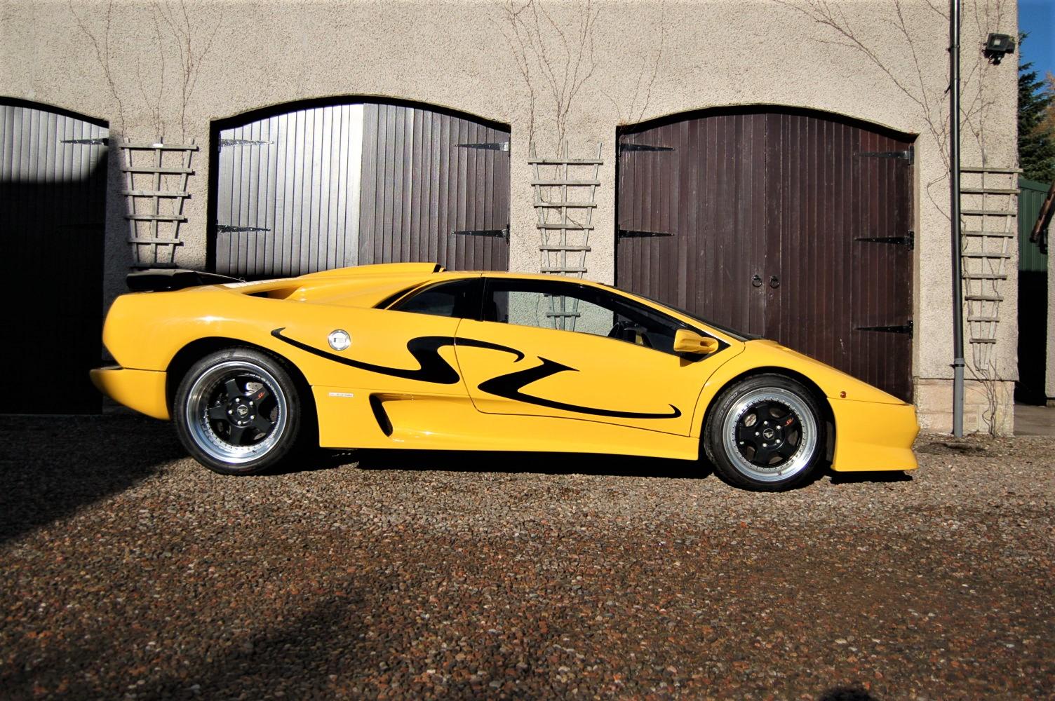 Lamborghini Diablo S V Top Gear Specialist Cars
