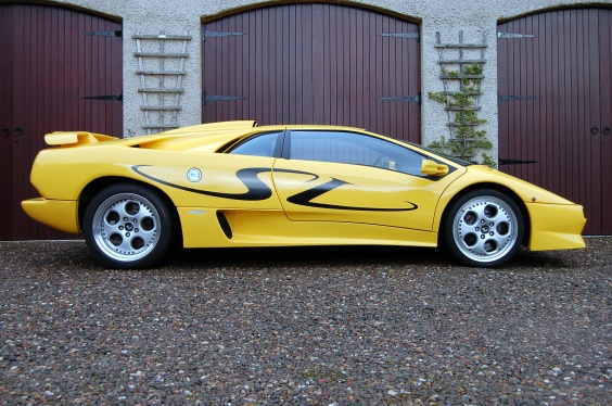 Lamborghini Diablo Sv Top Gear Specialist Cars